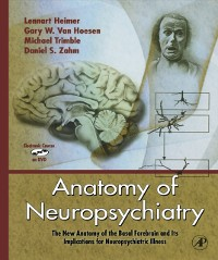 Cover Anatomy of Neuropsychiatry