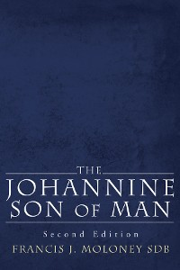 Cover The Johannine Son of Man