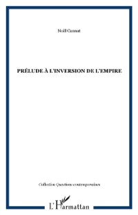 Cover Prelude a l'inversion de l'empire