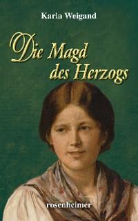 Cover Die Magd des Herzogs