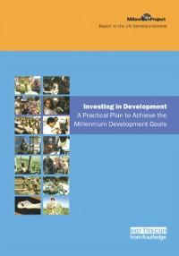 Cover UN Millennium Development Library: Investing in Development