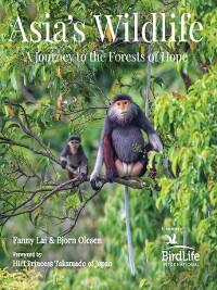 Cover Asia's Wildlife