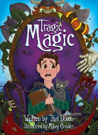 Cover Tragic Magic