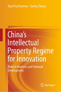Cover China's Intellectual Property Regime for Innovation