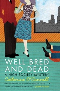 Cover Well Bred and Dead