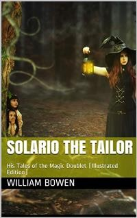 Cover Solario the Tailor / His Tales of the Magic Doublet