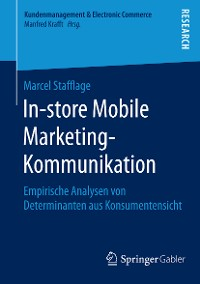 Cover In-store Mobile Marketing-Kommunikation