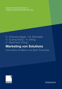 Cover Marketing von Solutions