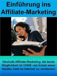 Cover Einführung ins Affiliate-Marketing (Affiliate für Einsteiger)