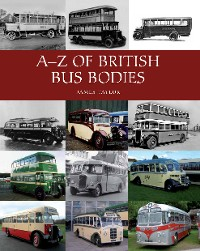 Cover A-Z of British Bus Bodies
