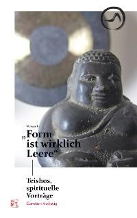 """Cover Herzsutra: """"Form ist wirklich Leere"""""""