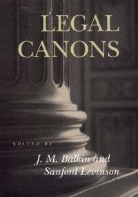 Cover Legal Canons