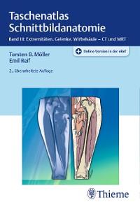 Cover Taschenatlas Schnittbildanatomie