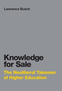 Cover Knowledge for Sale