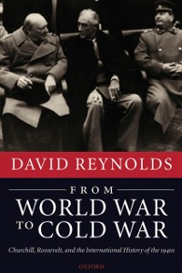Cover From World War to Cold War
