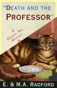 Cover Death and the Professor