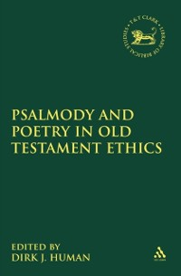 Cover Psalmody and Poetry in Old Testament Ethics