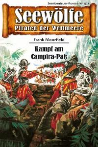 Cover Seewölfe - Piraten der Weltmeere 517