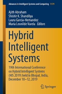 Cover Hybrid Intelligent Systems