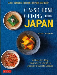 Cover Classic Home Cooking from Japan