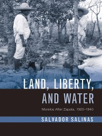 Cover Land, Liberty, and Water