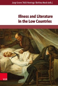 Cover Illness and Literature in the Low Countries