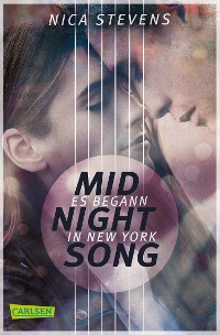 Cover Midnightsong. Es begann in New York