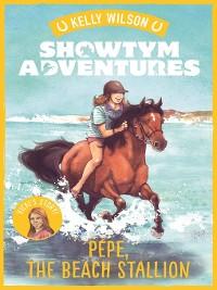 Cover Pepe, the Beach Stallion