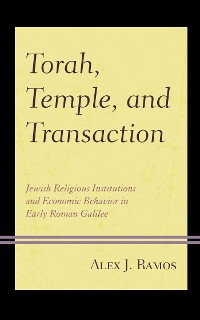 Cover Torah, Temple, and Transaction