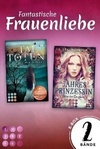Cover Fantastische Frauenliebe: Der Sammelband für düster-romantische Fantasy