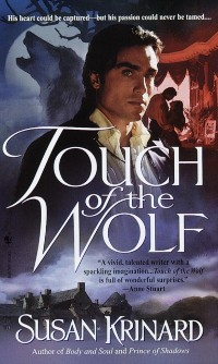 Cover Touch of the Wolf