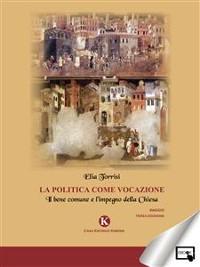 Cover La politica come vocazione