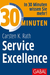 Cover 30 Minuten Service Excellence