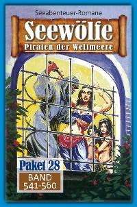 Cover Seewölfe Paket 28