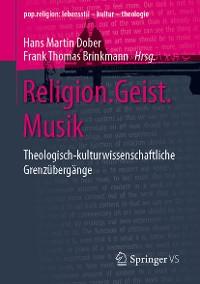 Cover Religion.Geist.Musik