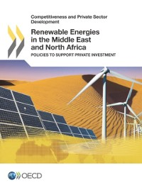 Cover Competitiveness and Private Sector Development Renewable Energies in the Middle East and North Africa Policies to Support Private Investment