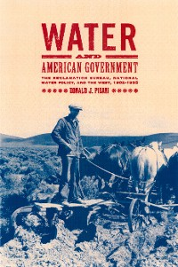Cover Water and American Government
