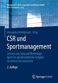 Cover CSR und Sportmanagement