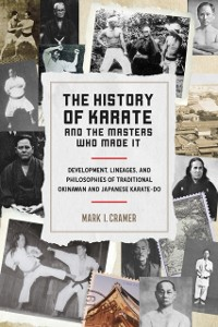 Cover History of Karate and the Masters Who Made It