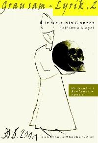 Cover Grausam - Lyrik .2