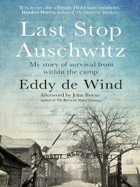 Cover Last Stop Auschwitz