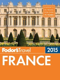Cover Fodor's France 2015