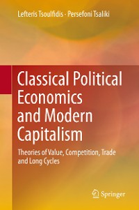 Cover Classical Political Economics and Modern Capitalism