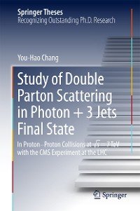 Cover Study of Double Parton Scattering in Photon + 3 Jets Final State