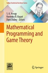Cover Mathematical Programming and Game Theory