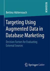 Cover Targeting Using Augmented Data in Database Marketing