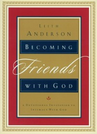 Cover Becoming Friends with God