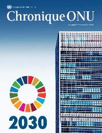 Cover Chronique ONU Vol. LV No.2 2018