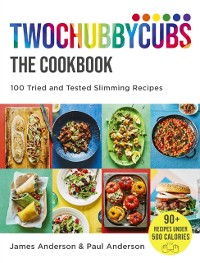 Cover Twochubbycubs The Cookbook