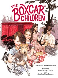 Cover The Boxcar Children